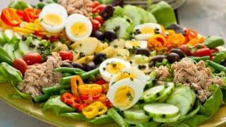 Low Carb & Keto Salad Recipes
