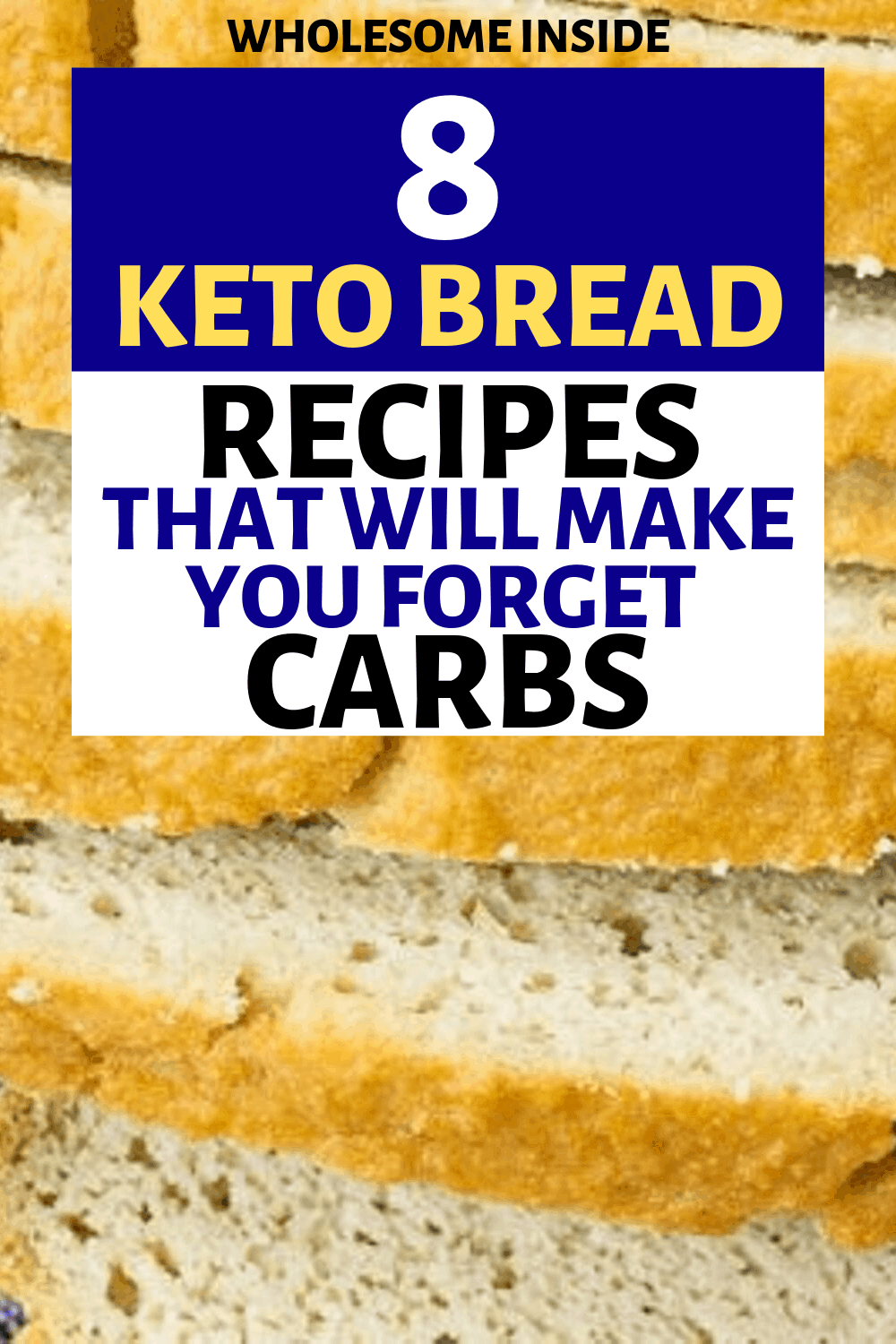 Low Carb bread for Keto.