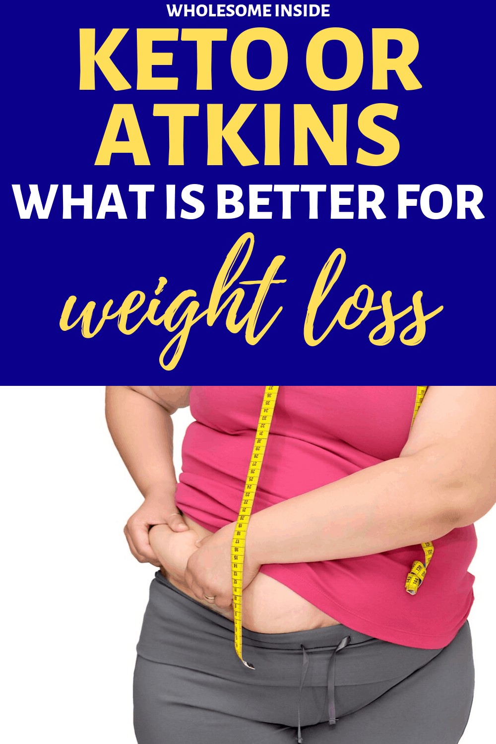 The difference between Keto and Atkins and which one is better for weight loss