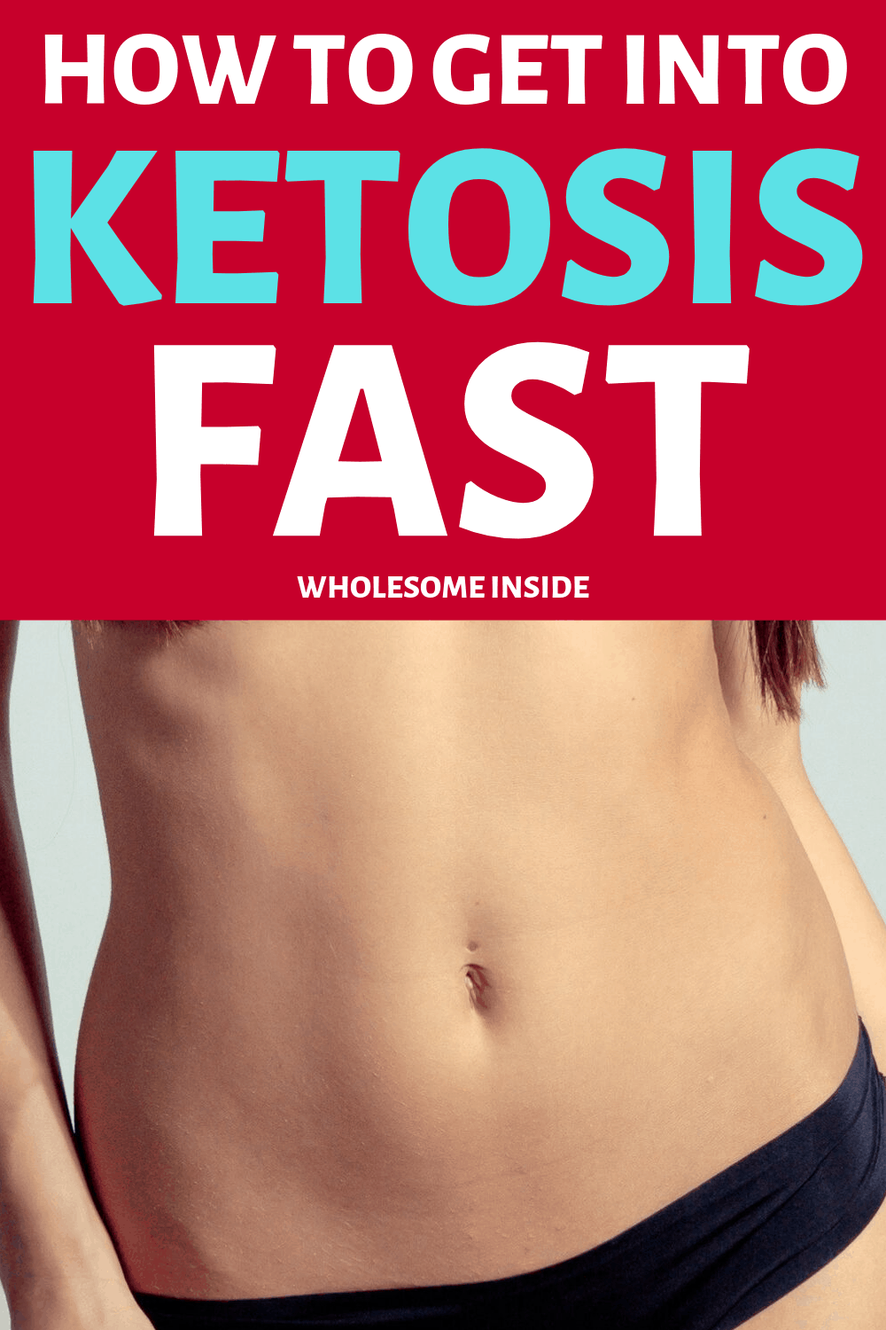 Get into ketosis fast