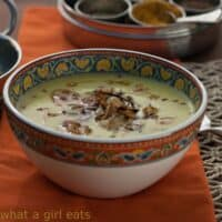 4. Curried Cauliflower Soup