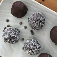 7. Chocolate Keto Fat Bombs