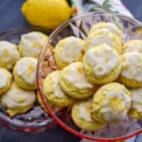 16. Easy Keto Lemon Cookies
