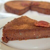 1. Chocolate Pecan Torte