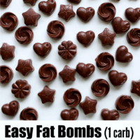 Easy Fat Bombs
