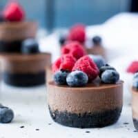 No-Bake Vegan Cheesecake Recipe