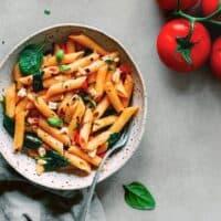 Vegan Instant Pot Pasta Recipe