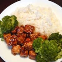 Vegan General Tso Tofu Recipe
