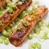 Miso Salmon Recipe