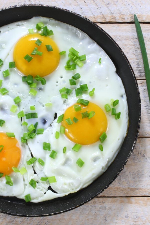 5 DAY KETO EGG FAST - Wholesome Inside