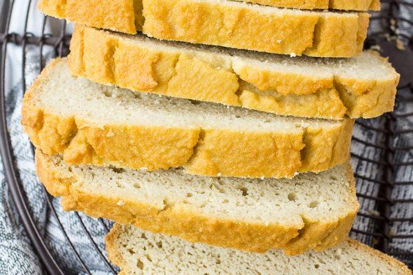 low carb keto sandwich bead