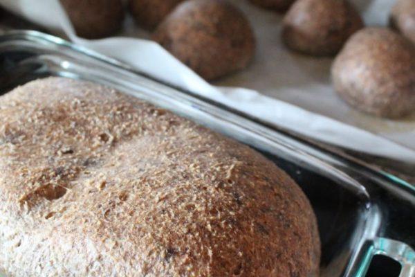 keto bread rolls